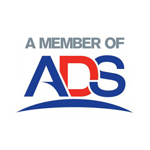 A member of ADS logo