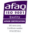 AFAQ ISO9001