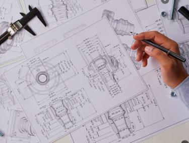 Drawings overhead